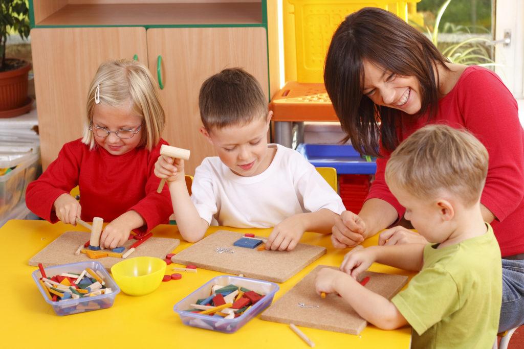 Perchè scegliere una scuola dell'infanzia Fism